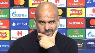 Pep Guardiola Full Pre-Match Press Conference - Manchester City v Shakhtar Donetsk -Champions League