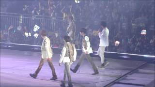 121027 SHINEE Love Like Oxygen Water Dance (SHINEE World Tour in HK)