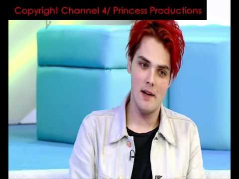 My Chemical Romance's Gerard Way on T4.avi