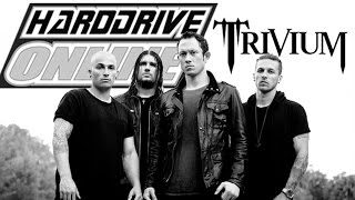 hardDriveRadio Interview with TRIVIUM: Matt Heafy, Corey Beaulieu & Paolo Gregoletto