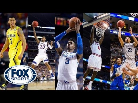 Top 5 NBA Draft Prospects: Burke, Oladipo, Porter, McLemore, Noel
