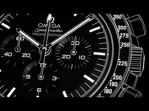 OMEGA Speedmaster Calibre 1861/1863 - Video Manual