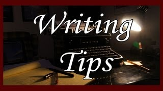 Writing Tips: Short Stories