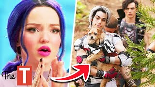 Descendants 3: What No One Realizes About Carlos's Dog Dude