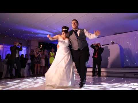 Maes Manor Wedding Patrick & Rachel - First Dance