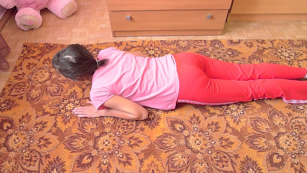 специальные упражнения для сжигания жира на животе