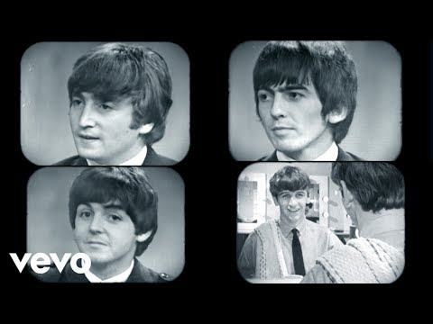 The Beatles - Words Of Love Music Videos