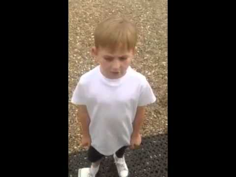 Kid Sings The Rubberbandits video