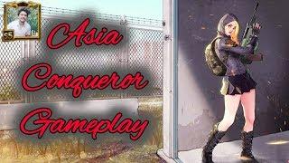 Asia Conqueror Gameplay | Pubg Mobile New Update Live | Gaming Guru