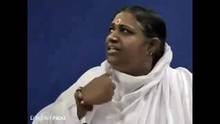 Mata Amritanandamayi Interview at the Parliament of the World's Religions