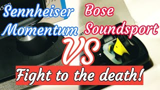 Sennheiser Momentum True Wireless VS Bose Soundsport Free NO BS REVIEW