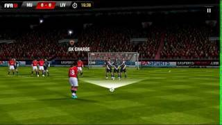 FIFA 12 on SE Xperia neo V