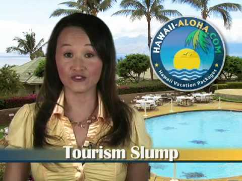Hawaii Tourism Slump