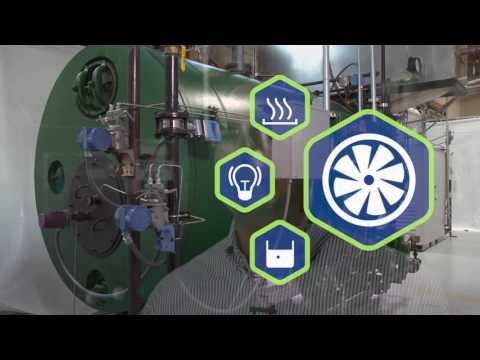 Flexible CHP System with Low Emissions at Inland Empire Foods