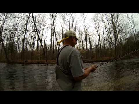 Salmon River Pulaski Fly FIshing
