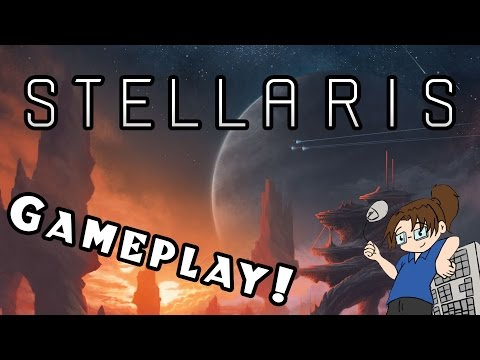 Let's Try: Stellaris | Gameplay from Paradox's Space Game! [Featuring: Space Cats]