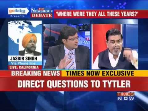 The Newshour Direct: Jagdish Tytler (Part 3 of 4)