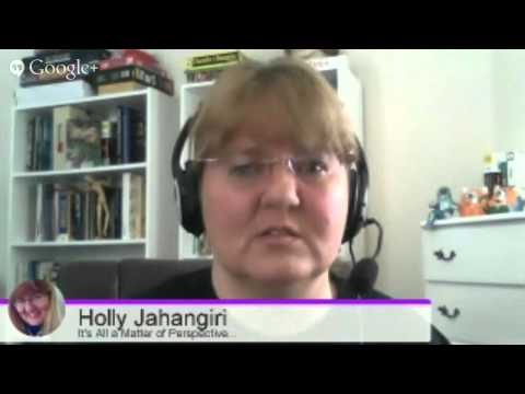 Writing, Writing, and Writing with Holly Jahangiri