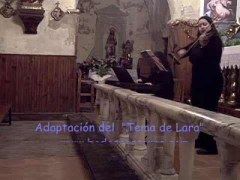 Adaptación del TEMA DE LARA Doctor Zhivago. MÚSICA para BODAS. Clásica Nassarre.
