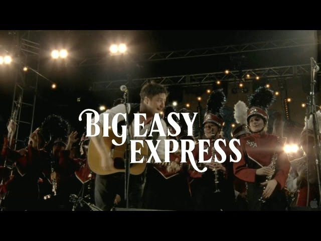 Big Easy Express Trailer 2012