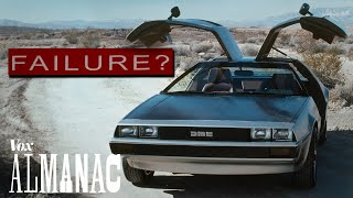The DeLorean paradox: how it failed and became a legend