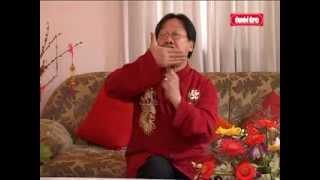 """""""VUA MUỖNG"""" TRẦN QUANG HẢI biểu diễn nghệ thuật gõ muỗng, báo TUỔI TRẺ, 2011"""