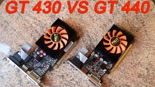 Geforce GT 430 VS GT 440 (GTA 5)