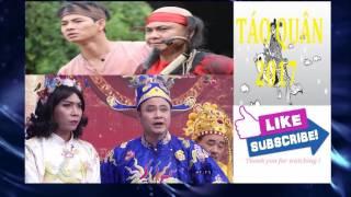 Gặp nhau cuối năm - Táo quân 2017 - Tự Long - Táo Môi trường - Phát 30 Tết VTV