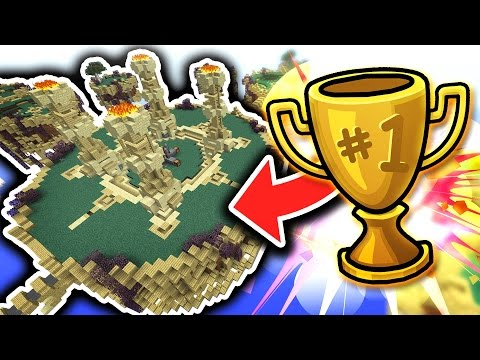 The #1 Way to WIN Minecraft Skywars!