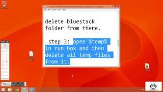 How To Uninstall BlueStack Completely