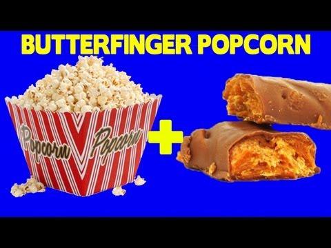 Butterfingers - Popcorn