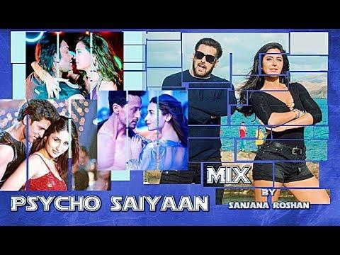Psycho Saiyaan - Mix | Bollywood Multifandom - VM | Saaho | Sachet Tandon, Dhvani Bhanushali