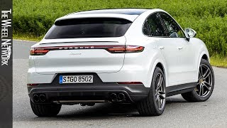 2020 Porsche Cayenne Coupe | Carrara White Metallic | Exterior, Interior