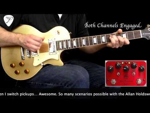 J Rockett Audio Designs Allan Holdsworth Signature Overdrive