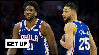 Ben Simmons' shot, Joel Embiid's fitness key to 76ers' title hopes – Ryen Russillo | Get Up
