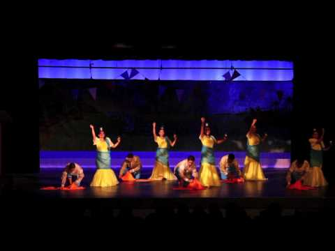 Pandanggo Sa Ilaw - Malaya Filipino American Dance Arts video