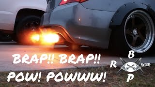 HOW TO MAKE YOUR CAR SHOOT FLAMES