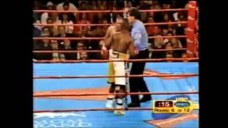 La derrota de Mayweather vs Jose luis Castillo
