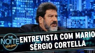 The Noite (01/06/15) - Entrevista com Mario Sérgio Cortella