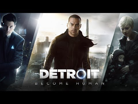 DETROIT BECOME HUMAN! UP COMING PS4 GAME