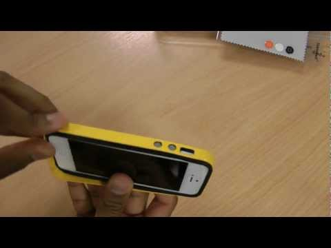 Spigen SGP Neo Hybrid EX Bumper Case for iPhone 5 Review