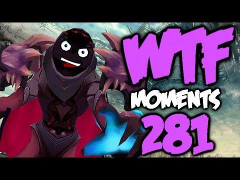 Dota 2 WTF Moments 281