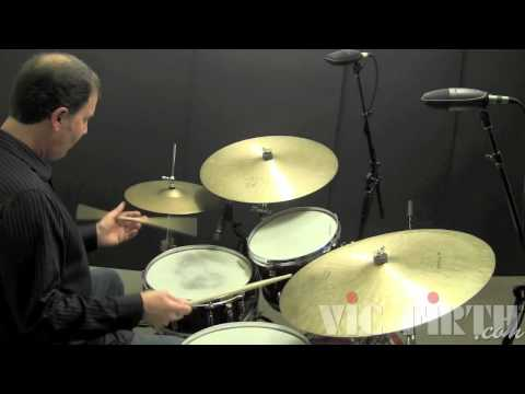 Drumset Lessons with John X: Jazz Comping