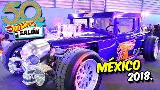 Convencion Hot Wheels Mexico 2018 - La mejor convencion Hot Wheels hasta el momento