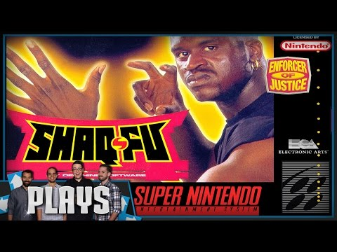 Let's Play Shaq Fu - Throwback Thursday