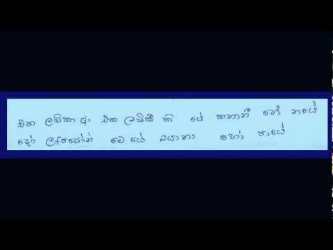 Teri Meri Song - From Bodyguard (hindi) For Sri Lanka Karaoke Singers (sinhala Akuru) video