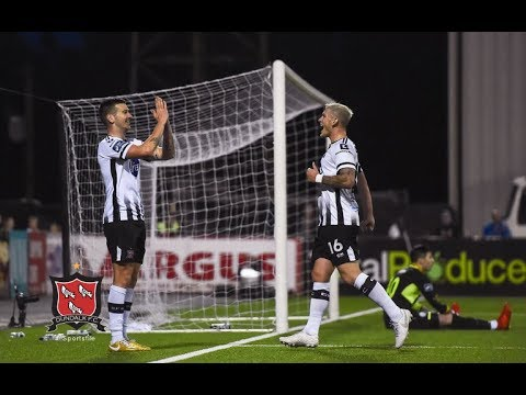 📽️ HIGHLIGHTS | Dundalk FC 5-0 Finn Harps | 16.08.2019