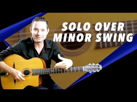 Cool Ways To Solo Over 'Minor Swing' - Gypsy Jazz Guitar Secrets