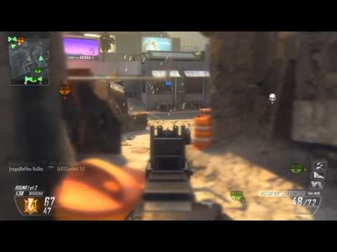 Black Ops 2: 68-0 Flawless on Aftermath (Vector)