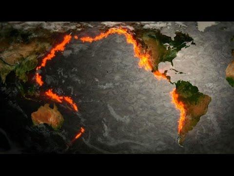 Swarm of Volcanoes Erupting Worldwide Earth's Crust Becoming Unstable